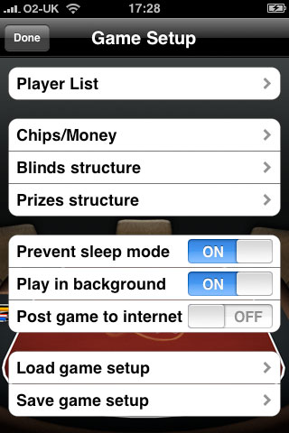 Poker tournament manager for mac